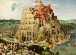 Tower of Babel The War of The Words