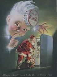 Sprite Boy & Santa Claus