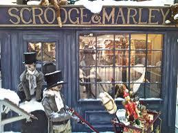 scrooge storefront