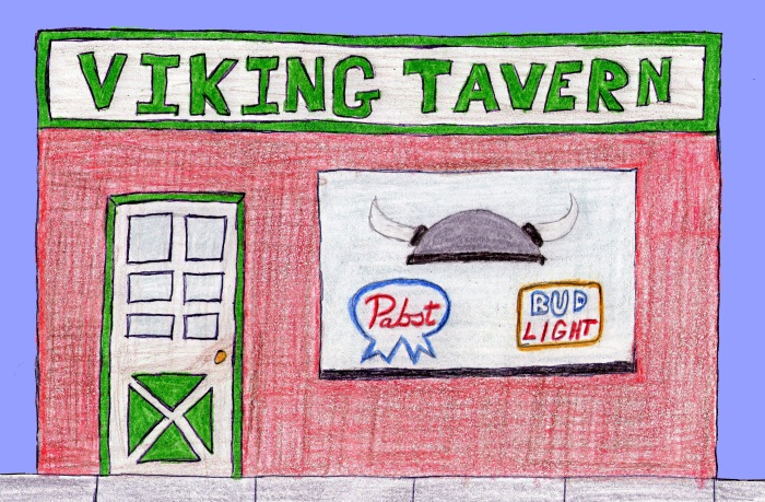 viking tavern